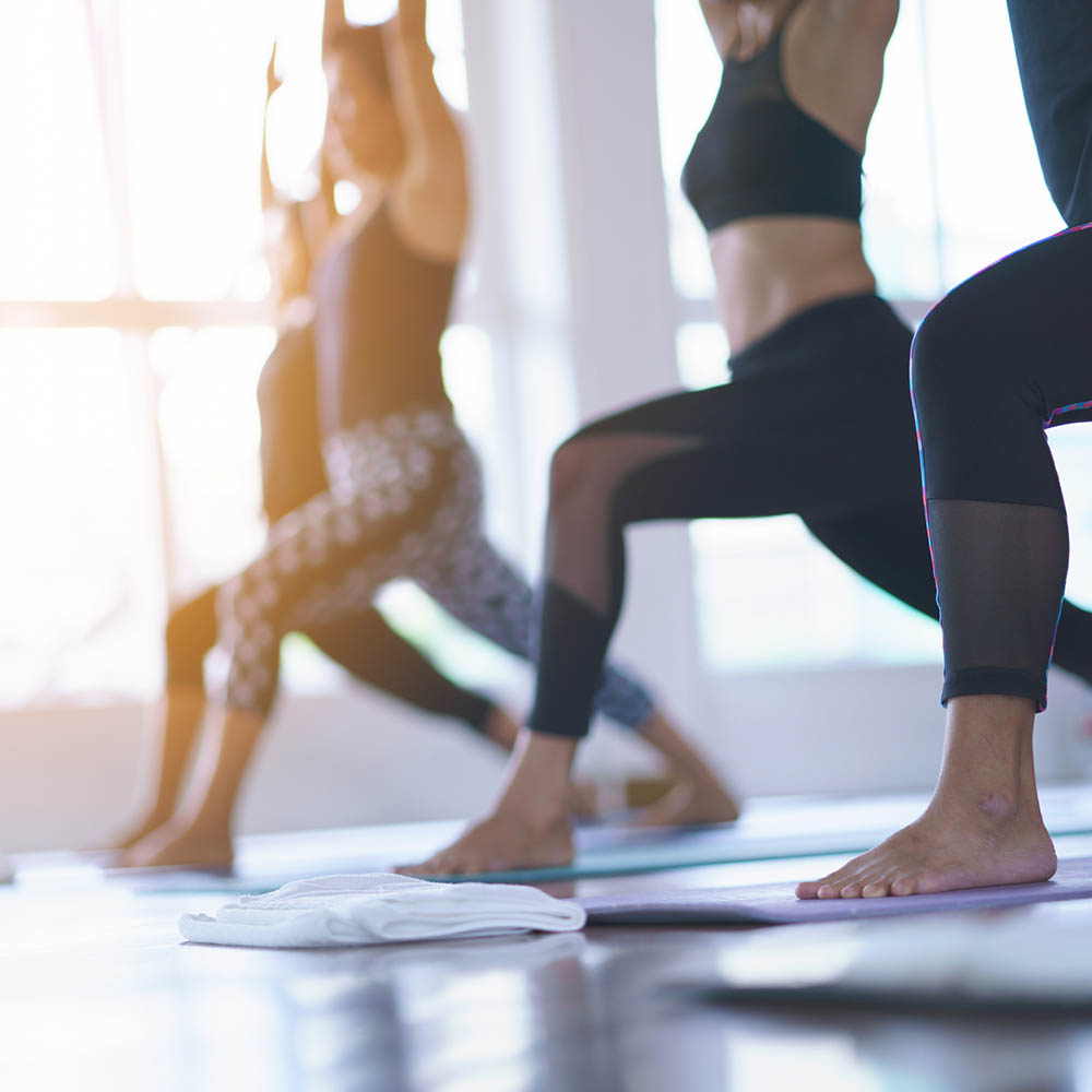 Yogakurse für Mitarbeiter