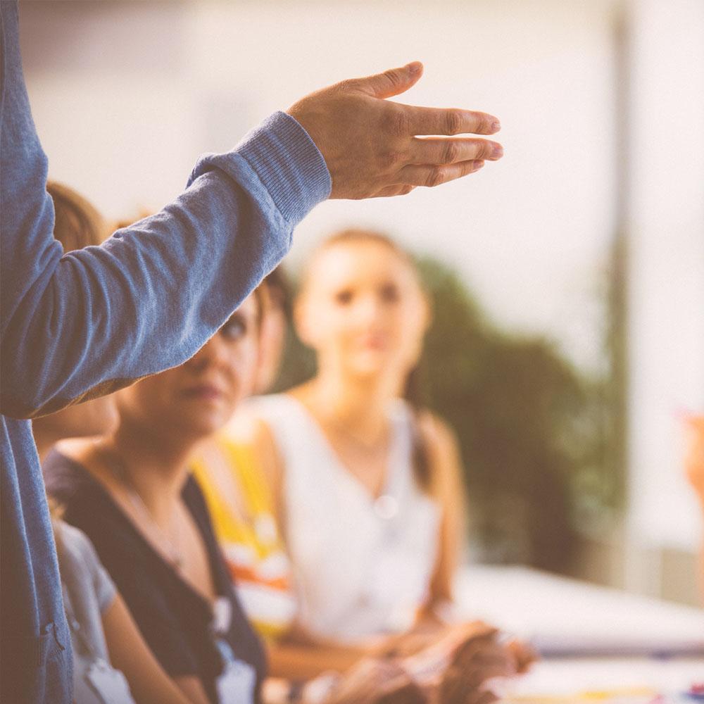 Coaching und Seminare